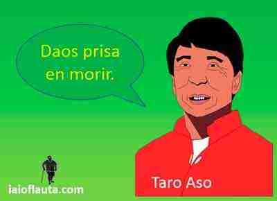 taro-aso-pensionistas-morir-pronto